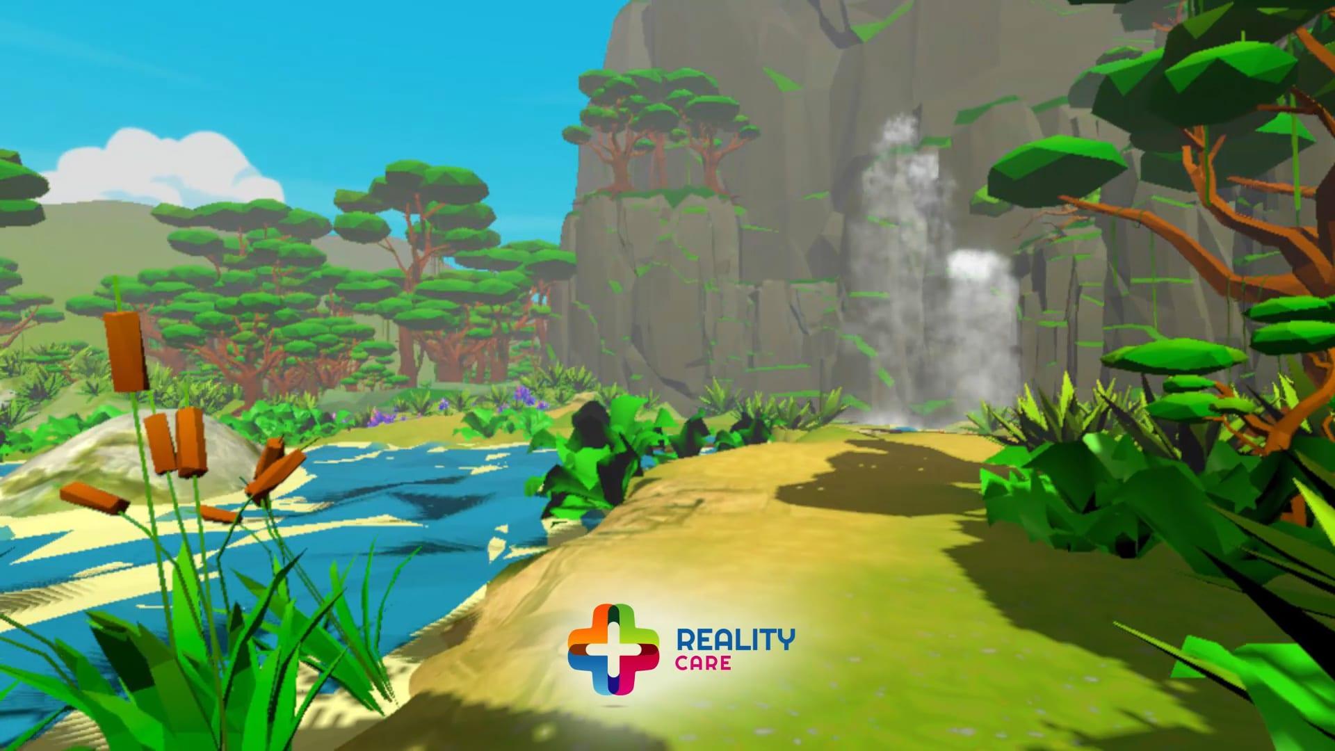 Environnement 3D pour VR sur smartphones