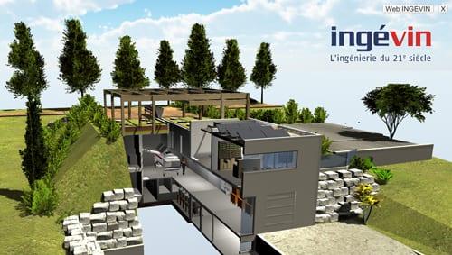 Création de maquette 3D interactive d'aide à la vente